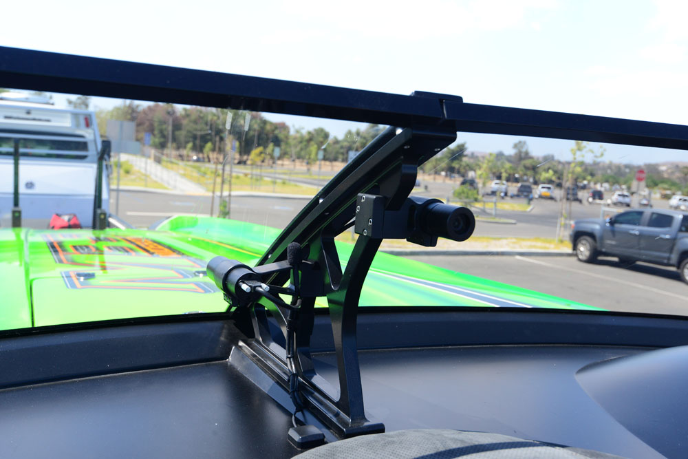 race keeping video system